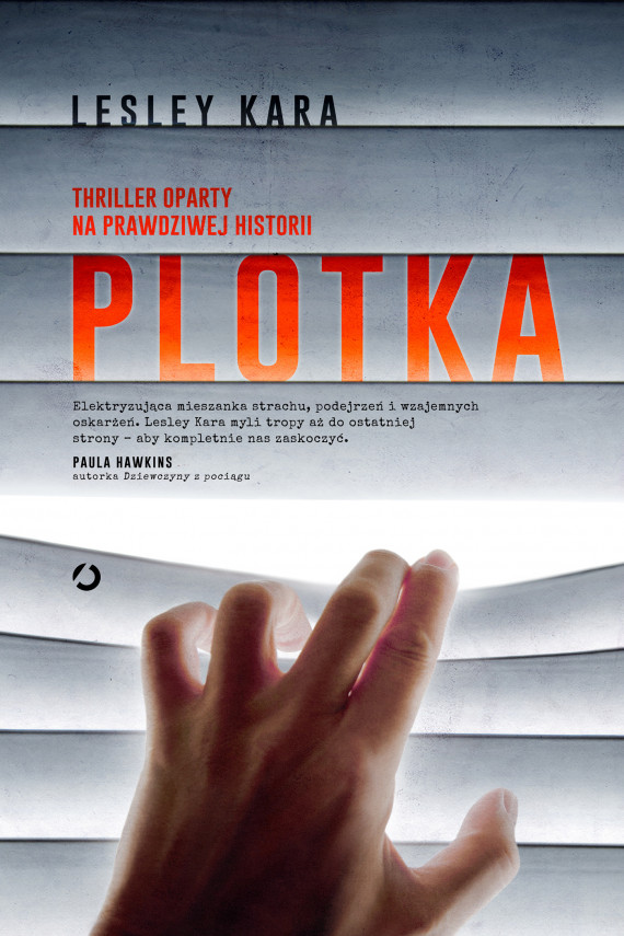 okładka Plotkaebook | EPUB, MOBI | Lesley Kara