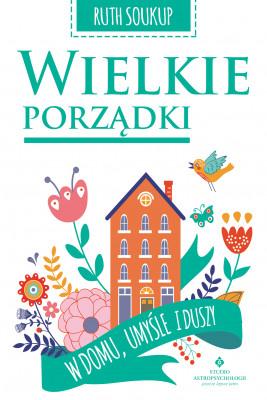 okładka Wielkie porządki - PDF, Ebook   Soukup Ruth
