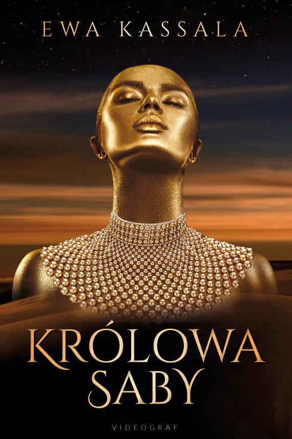 okładka Królowa Sabyebook | EPUB, MOBI | Ewa Kassala