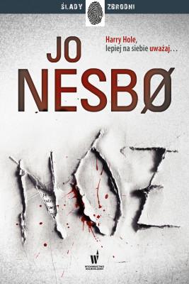 okładka Nóż PRZEDSPRZEDAŻ, Ebook | Jo Nesbo