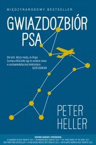okładka Gwiazdozbiór psa. Ebook | EPUB,MOBI | Peter Heller