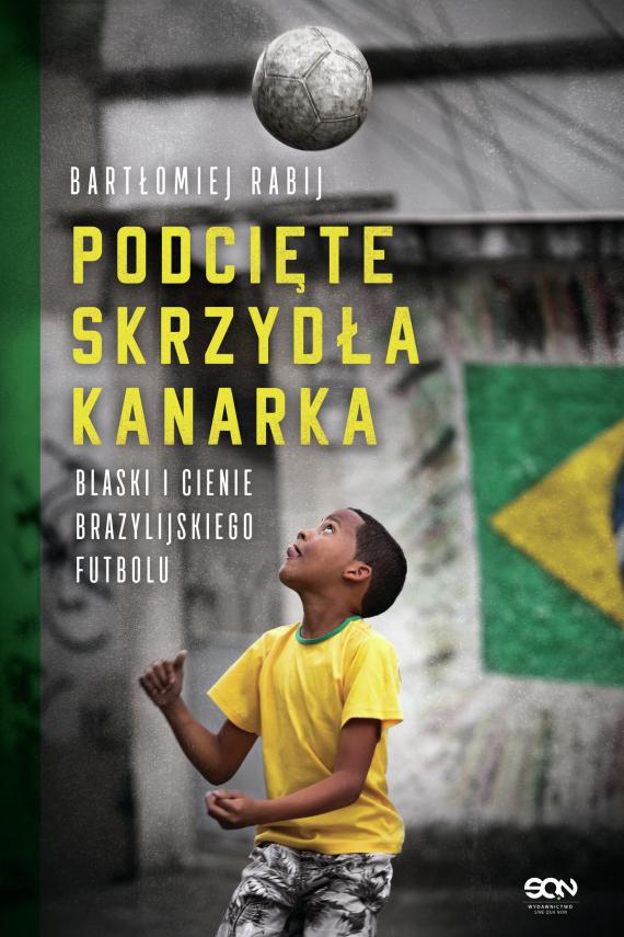 okładka Podcięte skrzydła kanarkaebook | EPUB, MOBI | Bartłomiej  Rabij