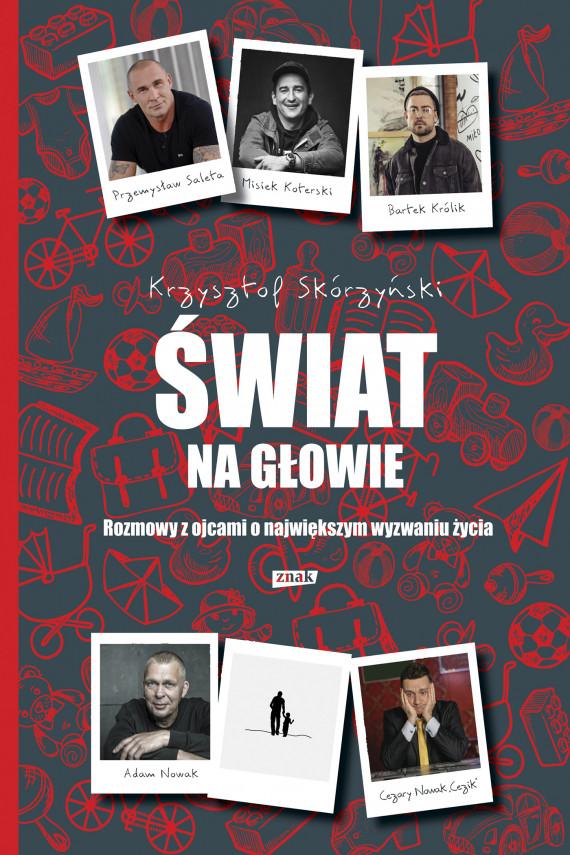 okładka Świat na głowieebook | EPUB, MOBI | Krzysztof Skórzyński