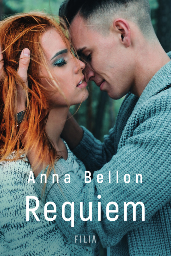 okładka Requiemebook | EPUB, MOBI | Anna Bellon