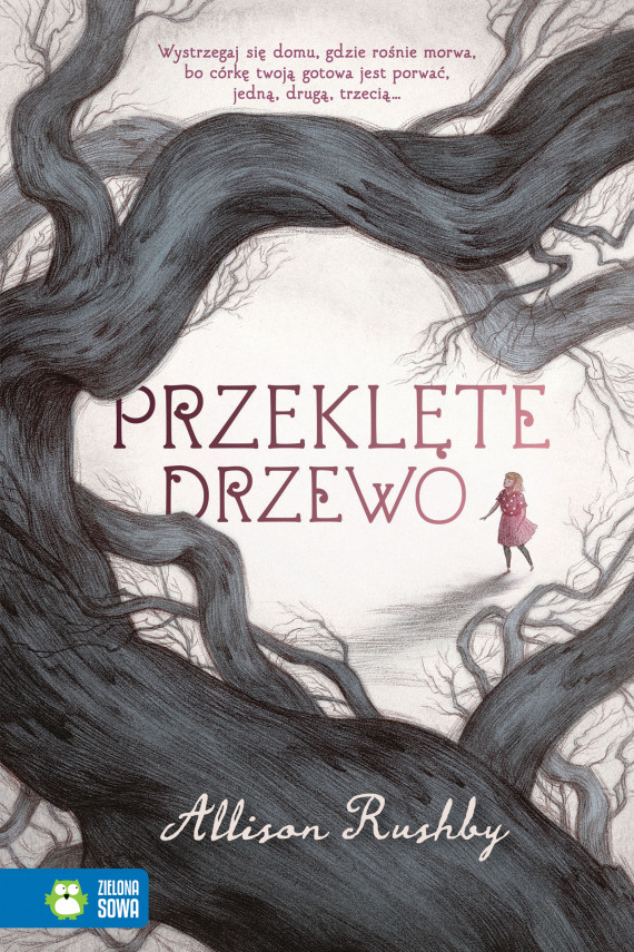 okładka Przeklęte drzewoebook | EPUB, MOBI | Rushby Allison