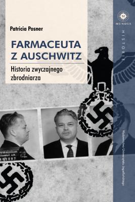 okładka Farmaceuta z Auschwitz, Ebook | Posner Patricia
