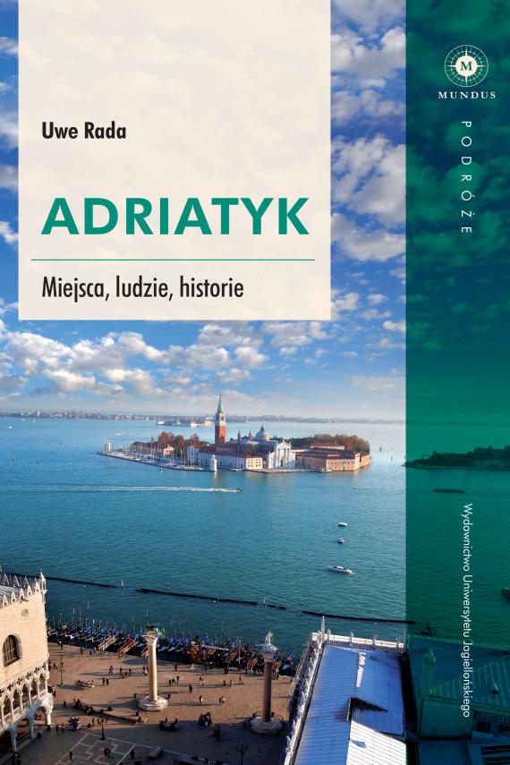 okładka Adriatykebook | EPUB, MOBI | Rada Uwe, Andrzej Robak