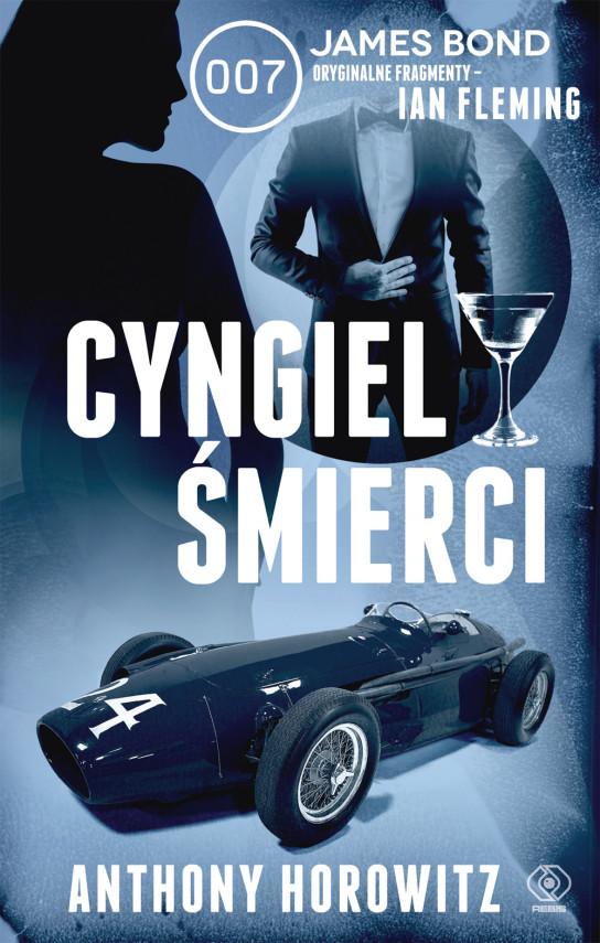 okładka Cyngiel śmierciebook | EPUB, MOBI | Anthony Horowitz, Maciej Szymański