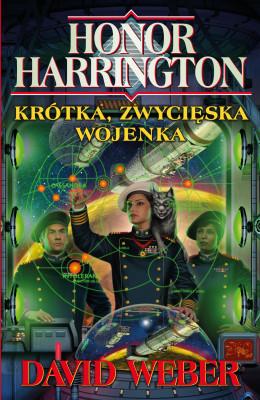 okładka Honor Harrington (#3). Krótka, zwycięska wojenka, Ebook | David Weber