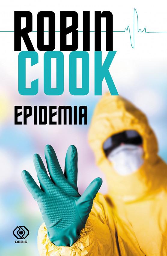 okładka Epidemiaebook | EPUB, MOBI | Robin Cook, Maciej Kański