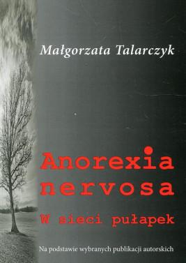 okładka Anorexia nervosa, Ebook | Małgorzata Talarczyk