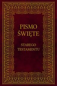 okładka Biblia. Pismo Święte Starego Testamentu, Ebook | autor zbiorowy