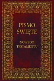 okładka Biblia. Pismo Święte Nowego Testamentu. Ebook | autor zbiorowy