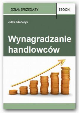okładka Wynagradzanie handlowców, Ebook | Julita Zdończyk