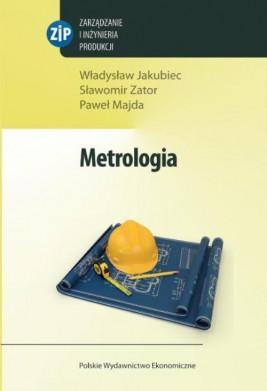 okładka Metrologia, Ebook | Władysław Jakubiec, Sławomir Zator, Paweł Majda