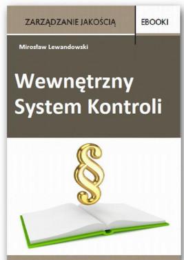 okładka Wewnętrzny System Kontroli, Ebook | Mirosław  Lewandowski