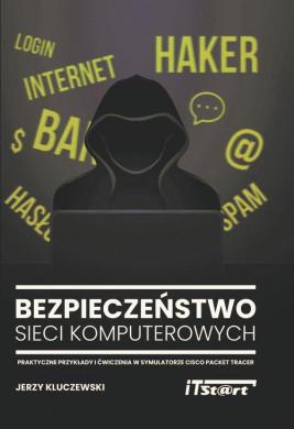 okładka Bezpieczeństwo sieci komputerowych, Ebook | Jerzy  Kluczewski