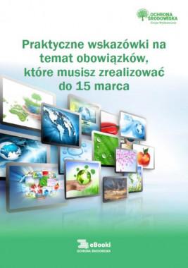okładka Praktyczne wskazówki na temat obowiązków, które musisz zrealizować do 15 marca, Ebook | Karolina  Szewczyk-Cieślik