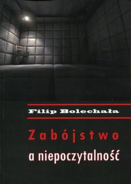 okładka Zabójstwo a niepoczytalność, Ebook | Filip Bolechała