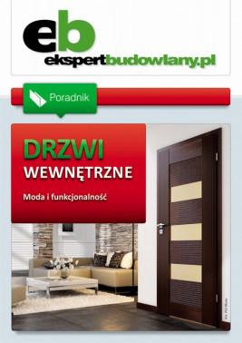 okładka Drzwi wewnętrzne - moda i funkcjonalność. Poradnik, Ebook | Monika Mucha