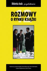 okładka Rozmowy o rynku książki 12. Ebook | PDF | autor zbiorowy