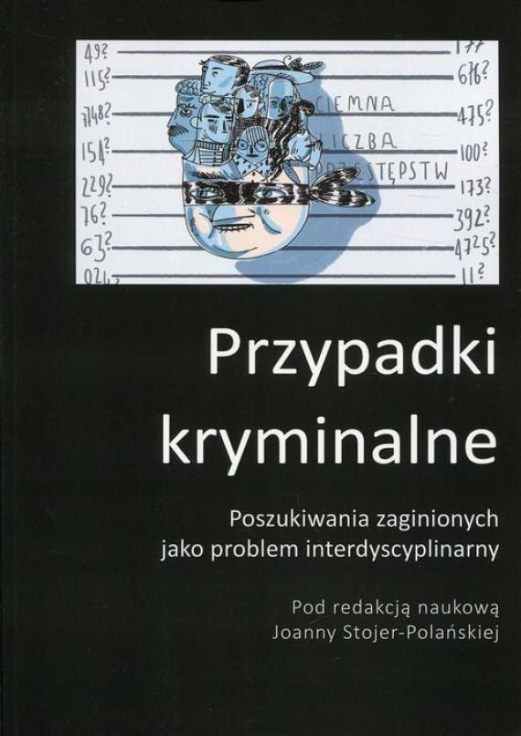 okładka Przypadki kryminalneebook   PDF   autor zbiorowy