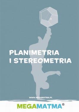 okładka Matematyka-Planimetria, stereometria wg MegaMatma., Ebook | Alicja Molęda
