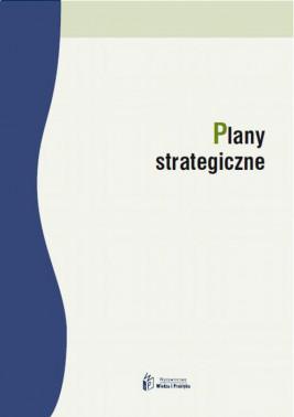 okładka Plany strategiczne, Ebook | Elżbieta Marciniak