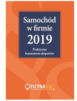 okładka Samochód w firmie 2019, Ebook | zespół autorów