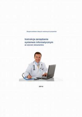 okładka Instrukcja zarządzania systemem informatycznym ze wzorami dokumentów, Ebook   Paulina Wójcik-Lulka