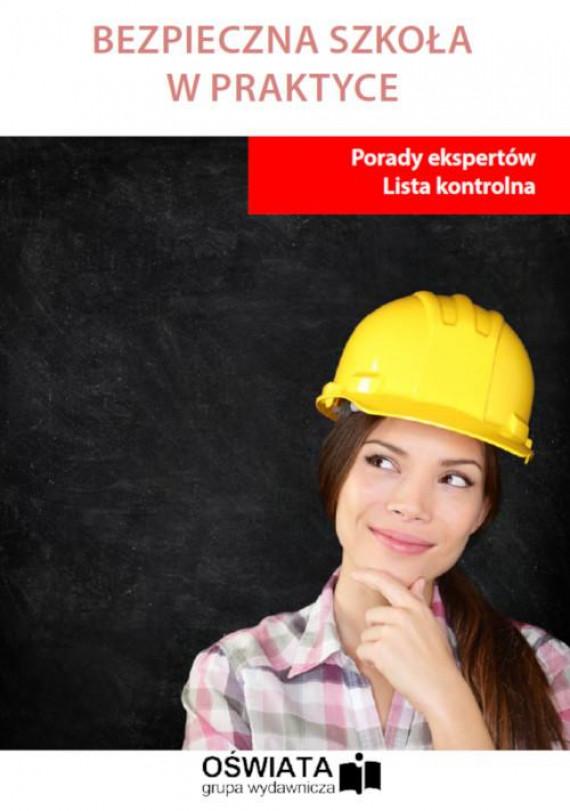 okładka Bezpieczna szkoła w praktyceebook   PDF   Bożena  Winczewska