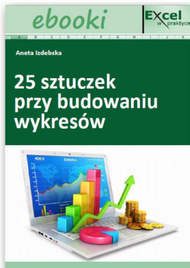 okładka 25 sztuczek przy budowaniu wykresów, Ebook | Praca Zbiorowa