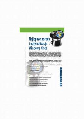 okładka Najlepsze porady i optymalizacja Windows Vista, Ebook | Praca Zbiorowa