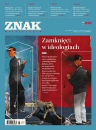 okładka ZNAK Miesięcznik nr 696 (5/2013). Ebook | EPUB,MOBI | autor zbiorowy