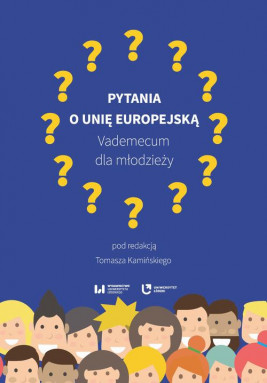 okładka Pytania o Unię Europejską, Ebook | Tomasz Kamiński