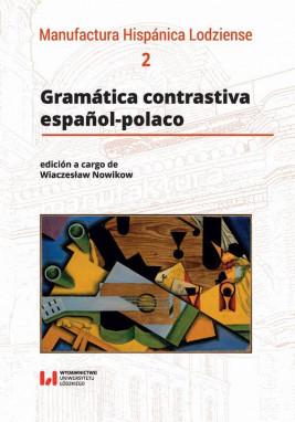 okładka Gramática contrastiva español-polaco, Ebook | Wiaczesław Nowikow
