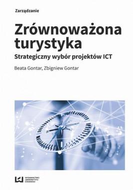 okładka Zrównoważona turystyka, Ebook   Zbigniew Gontar, Beata Gontarz