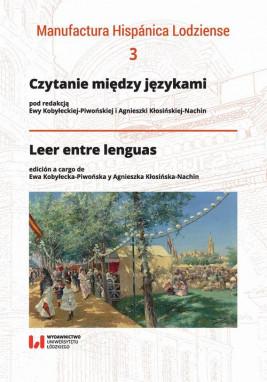 okładka Czytanie między językami, Ebook | Ewa Kobyłecka-Piwońska, Agnieszka Kłosińska-Nachin