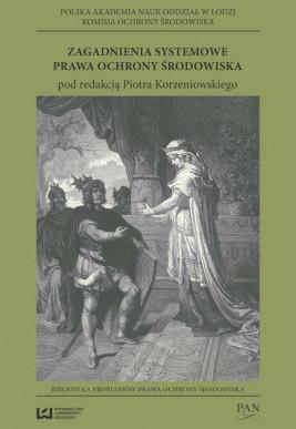 okładka Zagadnienia systemowe ochrony środowiska, Ebook | Piotr Korzeniowski
