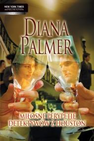 okładka Miłosne perypetie detektywów z Houston. Ebook   EPUB,MOBI   Diana Palmer