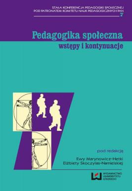 okładka Pedagogika społeczna: wstępy i kontynuacje, Ebook   Ewa Marynowicz-Hetka, Elżbieta Skoczylas-Namielska