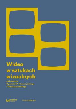 okładka Wideo w sztukach wizualnych, Ebook | Tomasz Załuski, Ryszard W.