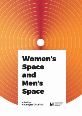 okładka Women's Space and Men's Space, Ebook | Katarzyna Ostalska