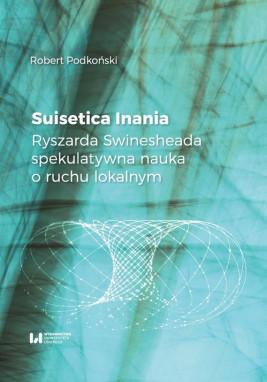 okładka Suisetica Inania, Ebook | Robert Podkoński