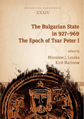 okładka The Bulgarian State in 927-969, Ebook | Kirił  Marinow, Mirosław J.