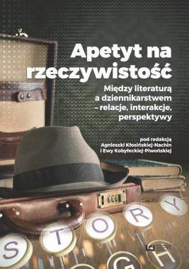 okładka Apetyt na rzeczywistość, Ebook   Ewa Kobyłecka-Piwońska, Agnieszka Kłosińska-Nachin