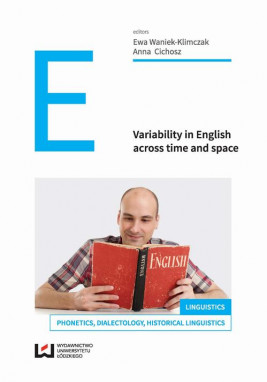 okładka Variability in English across time and space, Ebook | Ewa Waniek-Klimczak, Anna Cichosz