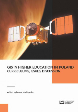 okładka GIS in Higher Education in Poland, Ebook | Iwona Jażdżewska