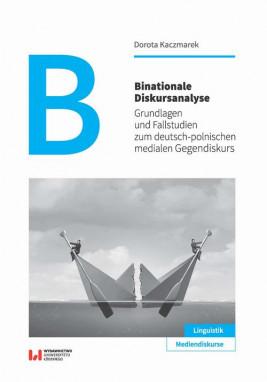 okładka Binationale Diskursanalyse, Ebook | Dorota Kaczmarek