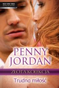 okładka Trudna miłość. Ebook | EPUB,MOBI | Penny Jordan